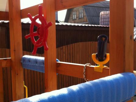 детские площадки для дачи и дома