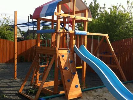 Детская площадка - здоровое детство , счастливое будущее