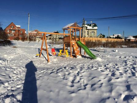 Детские площадки в Нижнем Тагиле